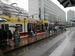Portland Oregon Trimet MAX light rail